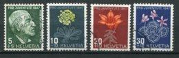15939 SUISSE N°445/8° Pro Juventute  1947  B/TB - Pro Juventute