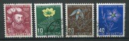 15945 SUISSE N°493/6°  Pro Juventute  1949  B/TB - Pro Juventute