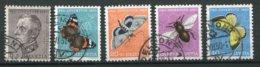 15948 SUISSE N°502/6°  Pro Juventute  1950  B/TB - Pro Juventute