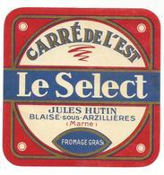 Etiquette Fromage Le Sélect - Cheese