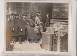 ALCOHOL PROHIBITION ORTHODOX JEWS Judaïca Judaisme Juif Juifs Joden Jood Jews Jew 25*20CM Fonds Victor FORBIN 1864-1947 - Fotos