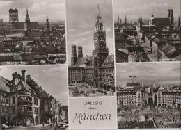 München - U.a. Rathaus - Ca. 1960 - Muenchen