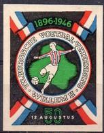Nederland - Cinderella - Tilburgsche Voetbal Vereeniging WILLEM II - 1896-1946 - Berühmte Teams