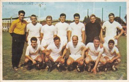 120 Football Sc Anderlecht 1962/1963 - Fussball