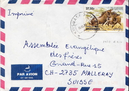 Postal History Cover: Zaire Cover - Other