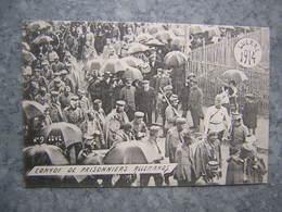 CONVOI DE PRISONNIERS ALLEMANDS - Oorlog 1914-18