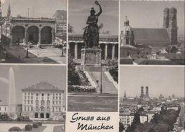 München - Mit 5 Bildern - 1960 - Muenchen