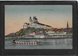 AK 0379  Melk An Der Donau - Verlag Scheffer Um 1925 - Melk
