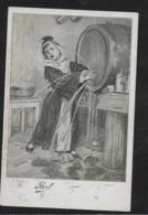 AK 0379  Prosit - Malheur Beim Bieranstich ( Münchner Kindl ) / F. Doubek Künstlerkarte Um 1902 - Humor