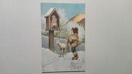 1927 - Buon Natale Illustrata Da Colombo - Pastorello - Natale