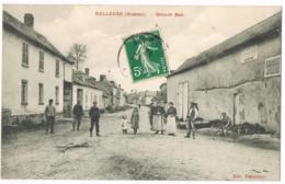 Belleuse - Grand-Rue - Circulé - Corr.(s) : Thibault Et Dumont- Phot./Ed. : Caron / Delacourt - Animée - Other Municipalities