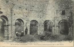Côtes D Armor -ref-D97- Lanleff - Le Temple - Construction Romano Byzantine - Batiments Et Architecture - - Frankreich