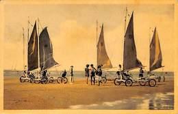 La Panne De Panne - Chars à Voile Zeilwagens (Artcolor 1953 Animée) - De Panne