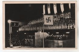 9929,  FOTO-AK, WK II,  1937, Berlin, - Weltkrieg 1939-45