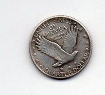 USA : 25 Cts 1919 - Émissions Fédérales