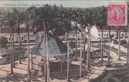 CPA Brasil / Brésil  - Parahyba Do Norte - Jardim Publico.  - 1912 - Natal