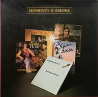 LP BOX  -STEVEN SCHLAKS - MOMENTI D'AMORE - BOX 5LP W/BOOKLET - Instrumental