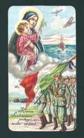 Militare: MARIA SS. PROTEGGI I NOSTRI SOLDATI -  E - PR - Religion & Esotérisme