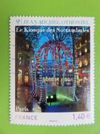 Timbre France YT 4533 - Série Artistique - Jean-Michel Othoniel - Le Kiosque Des Noctambules à Paris - 2011 - Francia