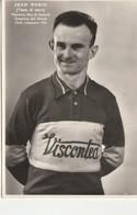 Carte Sports / Cyclisme , Jean Robic , Champion Du Monde ,Vainqueur Tour De France - Cycling