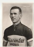 Carte Sports / Cyclisme , Mario Vicini , Coureur Cycliste Italien - Cycling