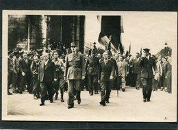 CPA - LIBERATION DE PARIS - Le Général De Gaulle à L'Arc De Triomphe, Très Animé - Guerre 1939-45