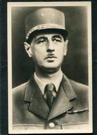 CPA - LIBERATION DE PARIS - Le Général De Gaulle - Guerre 1939-45