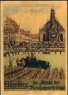 1936/1940, Propagandakarte Verkauft Als Nachdruck / Fälschung - Deutschland
