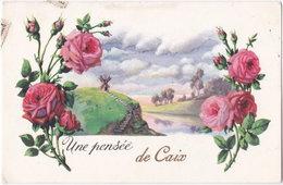 80. Une Pensée De CAIX - France
