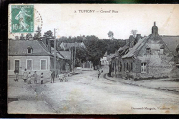 TUPIGNY GRANDE RUE - Francia