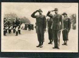 CPA - LIBERATION DE PARIS - Le Général Bradley Et Le Général Koenig Devant La Tombe Du Soldat Inconnu - Weltkrieg 1939-45