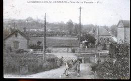LESQUELLES SAINT GERMAIN PASSAGE A NIVEAU - Francia