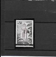 ALGÉRIE 1962 Y.T N° 362 SURCHARGE TYPOGRAPHIQUE NEUF VOIR CERTIFICAT - Algérie (1962-...)