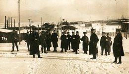 Guerre 14 18 : En Allemagne Un Camp De Prisonniers Alliés à La Fin De L'hiver 1914 - 1915 - Guerre 1914-18