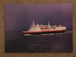 OFOTENS/HURTIGRUTEN VESTERALEN - Ferries