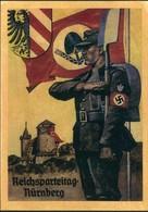 1936/1940, Propagandakarte Verkauft Als Nachdruck / Fälschung - Germany
