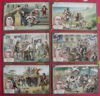 6 Chromo Liebig. Scènes D'italie. 1907. S 911. Chromos. édition Française - Liebig