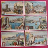 6 Chromo Liebig. Malte. 1907. S 899. Chromos. édition Française - Liebig