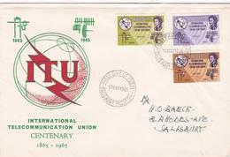 RHODESIA>>1965 - Rhodesia (1964-1980)