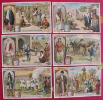 6 Chromo Liebig. En Perse (Iran). 1907. S 905. Chromos. édition Française - Liebig