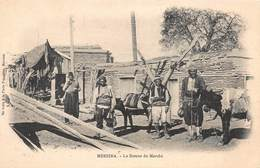 CPA MERSINA - Le Retour Du Marché - Yemen
