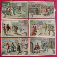 6 Chromo Liebig. Le Marchand De Venise. 1908. S 939. Chromos. édition Française - Liebig