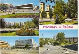 Cacak- Traveled -FNRJ - Serbie
