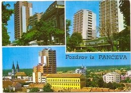 Pancevo- Traveled -FNRJ - Serbie