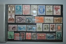 Bulgarie 1920/29 Oblitérés Etat Variable - 1909-45 Royaume