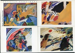 LOT DE 10 CARTES POSTALES CPM SUR VASSILY KANDINSKY - Postkaarten