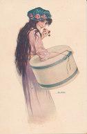 ILLUSTRATORE LEO FONTAN PARISAN GIRLS - Altre Illustrazioni