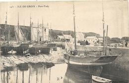 PORT TUDY - Groix