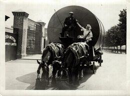 BRITISH MOTOR ALEXANDRIA WARF AM ATTACK OIL TANK   21*16CM Fonds Victor FORBIN 1864-1947 - Coches