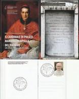 Tematica - Eventi - Palermo 2013 - Centenario Della Morte Card. Mariano Rampolla Del Tindaro - - Manifestazioni